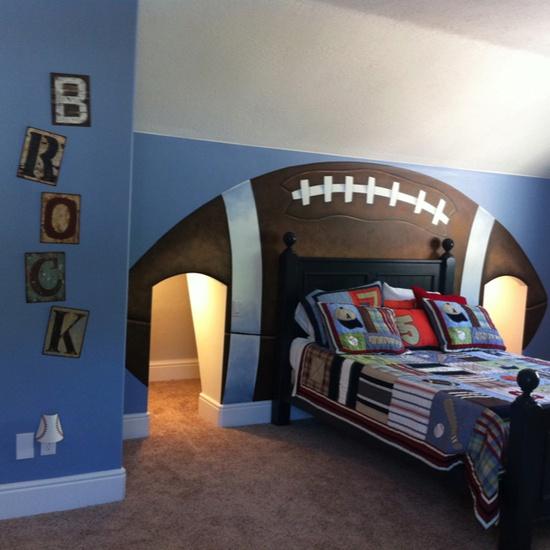 Bellitudoo pok j dla ch opca for Cool little boys bedroom ideas
