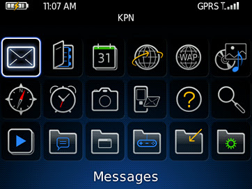 Mengatur Nada pada Blackberry dan cara mengubah dering