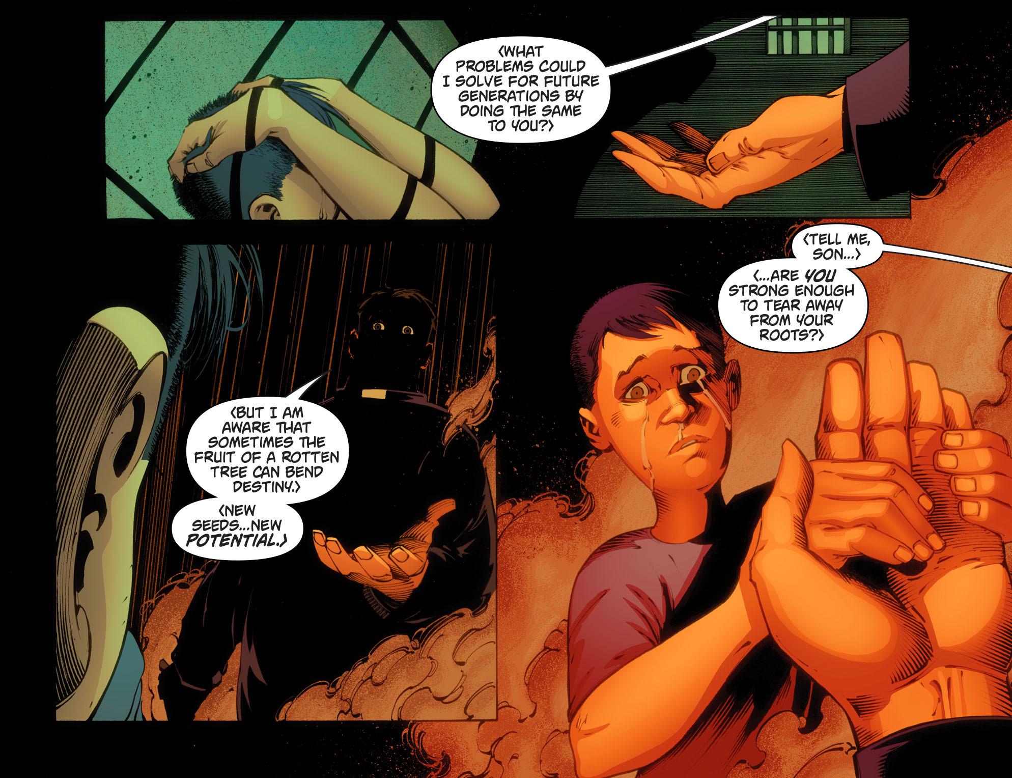 Batman: Arkham Knight [I] Issue #35 #37 - English 8