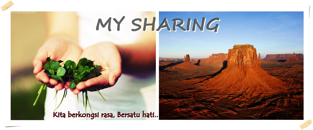 My Sharing