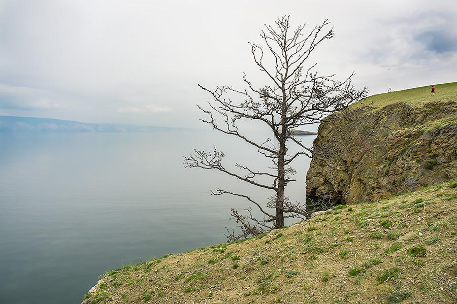 Kolej Transsyberyjska - Jezioro Bajkał - Olchon