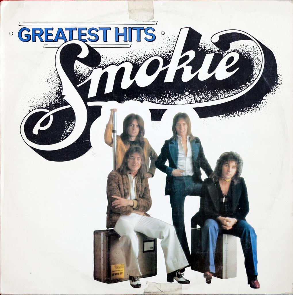 - Vinyl Philosophy -: Vinyl Feature: Smokie - Greatest Hits