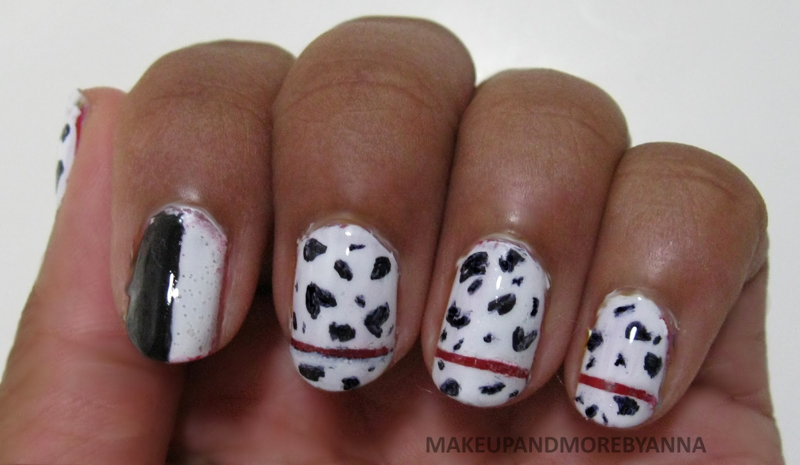 Makeup n\' More By Anna: ARTSY WEDNESDAY: Disney-Inspired Nail Art