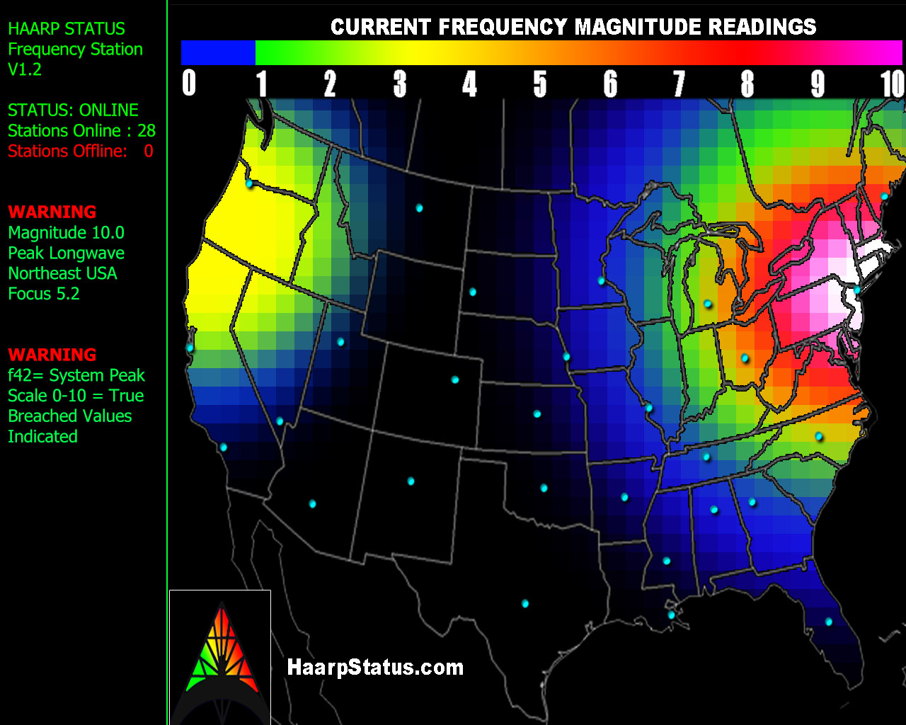 The Ringmaster's Realm: Chemtrails, HAARP, Hurricane Sandy ...