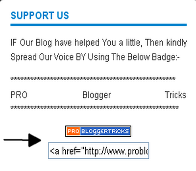 How to Create A Badge Button