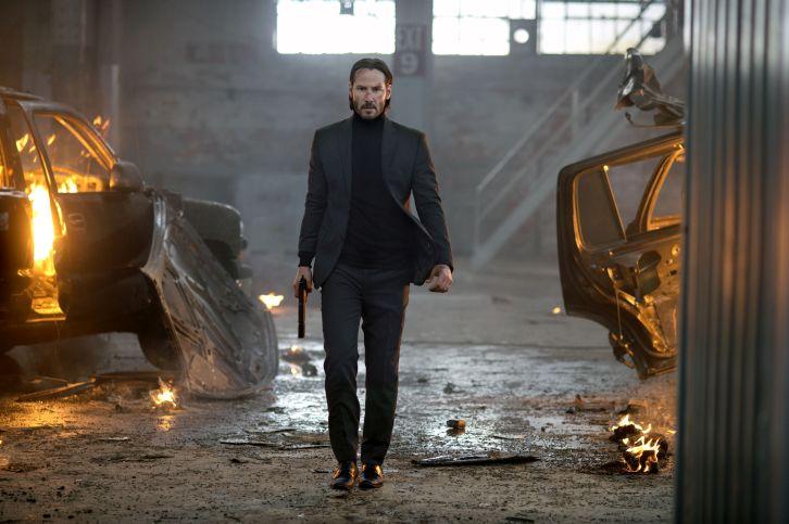 MOVIES: John Wick - First Look at Keanu Reeves