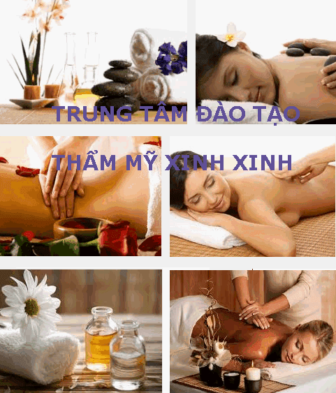 Dạy Học Mat Xa ( Massage )