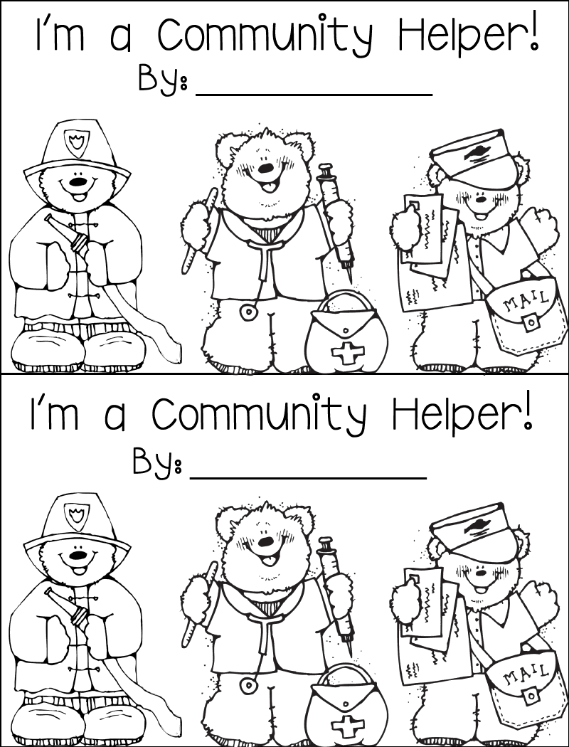 Essay on community helpers doctor