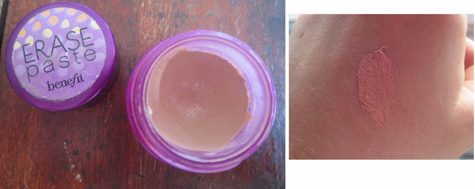 a picture of Benefit Erase Paste