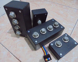 Sensor Gas N2, O2, LPG, H2, CO2
