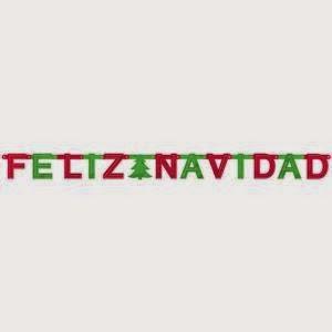 Feliz Navidad en Letras, parte 3