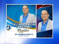 """PACIORI """"Regidor"""""""