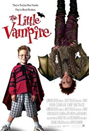 The Little Vampire Poster