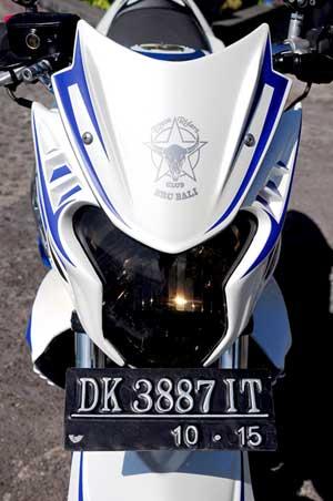 Modif Stop Lamp Yamaha Byson