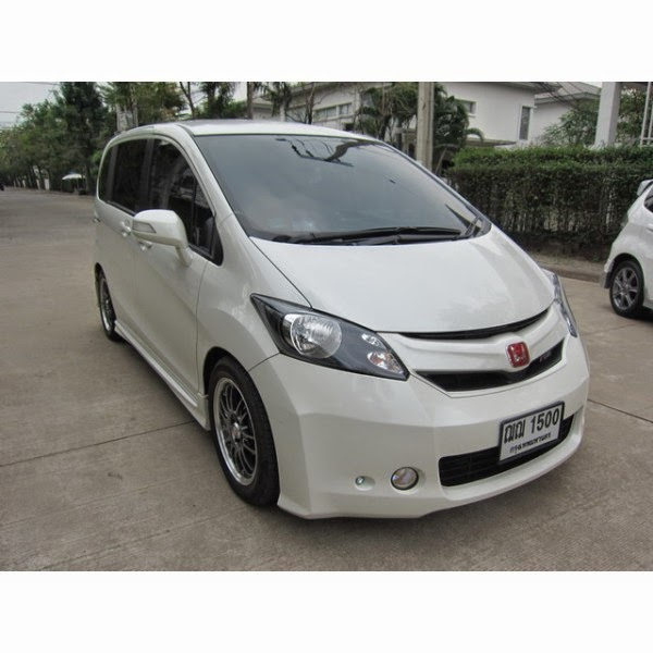 Full Bumper Honda Freed Modulo 2009-2014