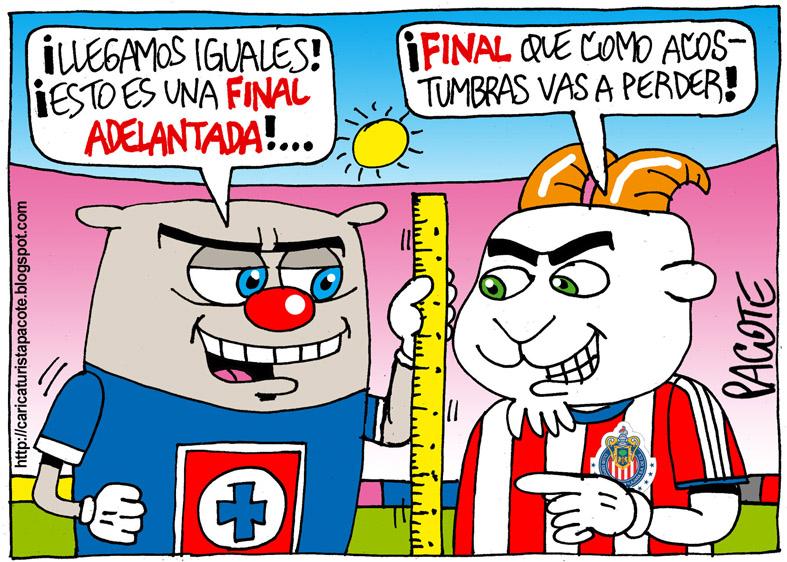 Los mejores memes de Chivas vs Cruz Azul Apertura 2016
