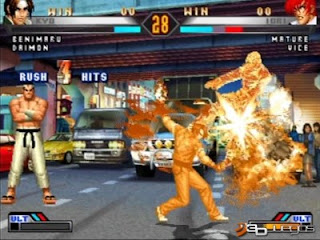 The King of Fighters '98 Ultimate Match  Www.JuegosParaPlaystation.Com Ps2 Descargar Iso Gratis PlayStation 2