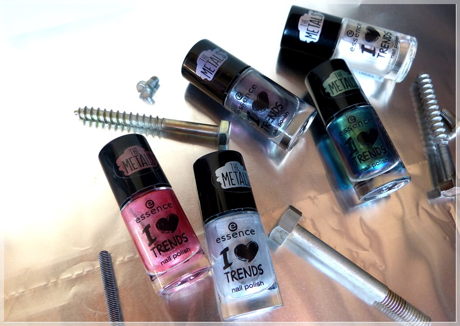 essence the metals i love trends Nagellacke Review