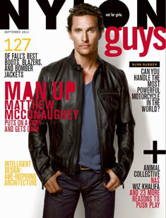 Men's Magazine : Nylon Guys