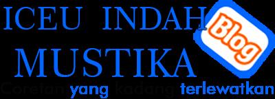 Blog Iceu Indah Mustika