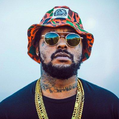 12 crazy rapper face tattoos rapmag