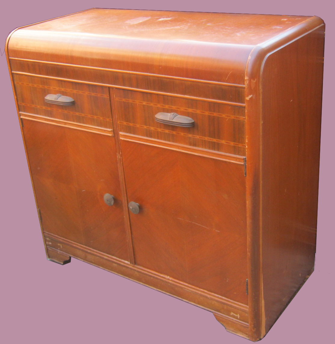 uhuru furniture collectibles 1930s buffet and server sold. Black Bedroom Furniture Sets. Home Design Ideas