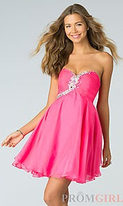 Latest Short prom dresses