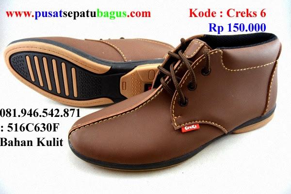 Sepatu Creks, Sepatu Boot, Creks , Sepatu Online, Sepatu Murah, Pusat Sepatu, Sepatu Kulit.