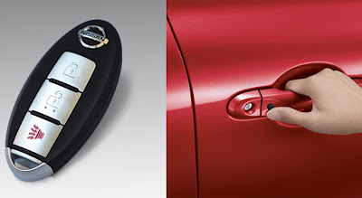 New Intelligent Key & Immobilizer
