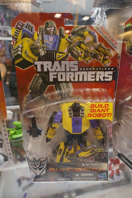 Swindle Generations Combaticons Fall of Cybertron