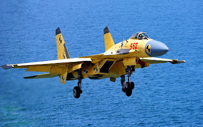 J-15 FLYING SHARK FLIGHT JET