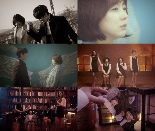 Sunny Hill release MV for ' starring 'Here I Am' starring Kim SiHyoung