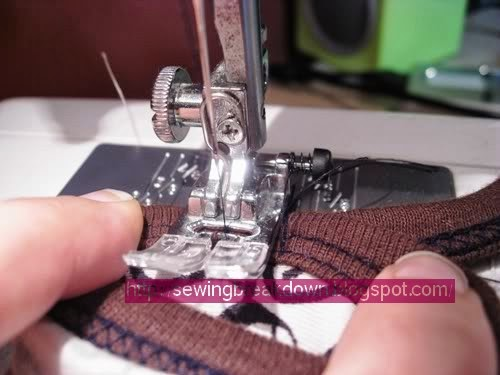 طريقة خياطة ملابس رضيع