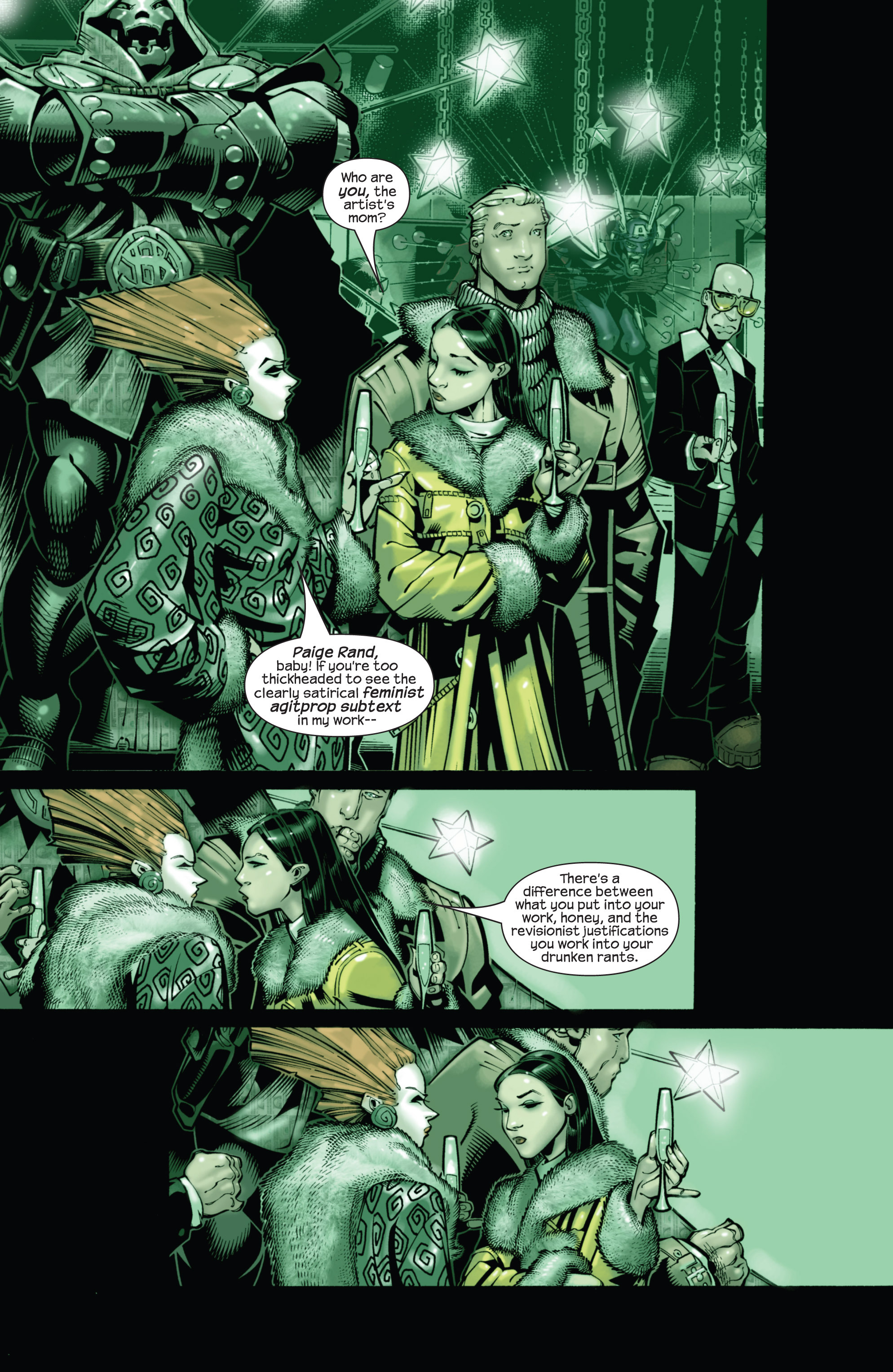 Captain America (2002) Issue #22 #23 - English 6