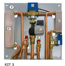 Maqueta de instalaci n el ctrica - Calefaccion de gas o electrica ...