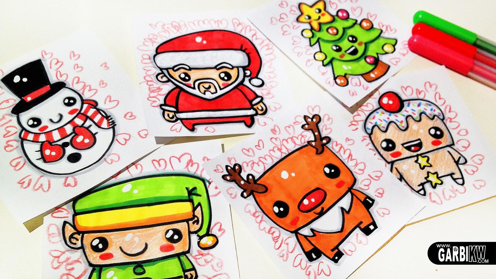 Christmas drawing with santa search results calendar 2015 - Dibujos sencillos ...