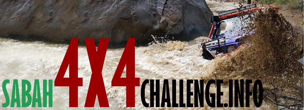 Sabah 4x4 Challenge Info