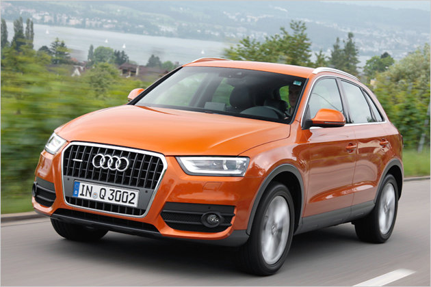 auto cars info audi q3 road test review 2011. Black Bedroom Furniture Sets. Home Design Ideas