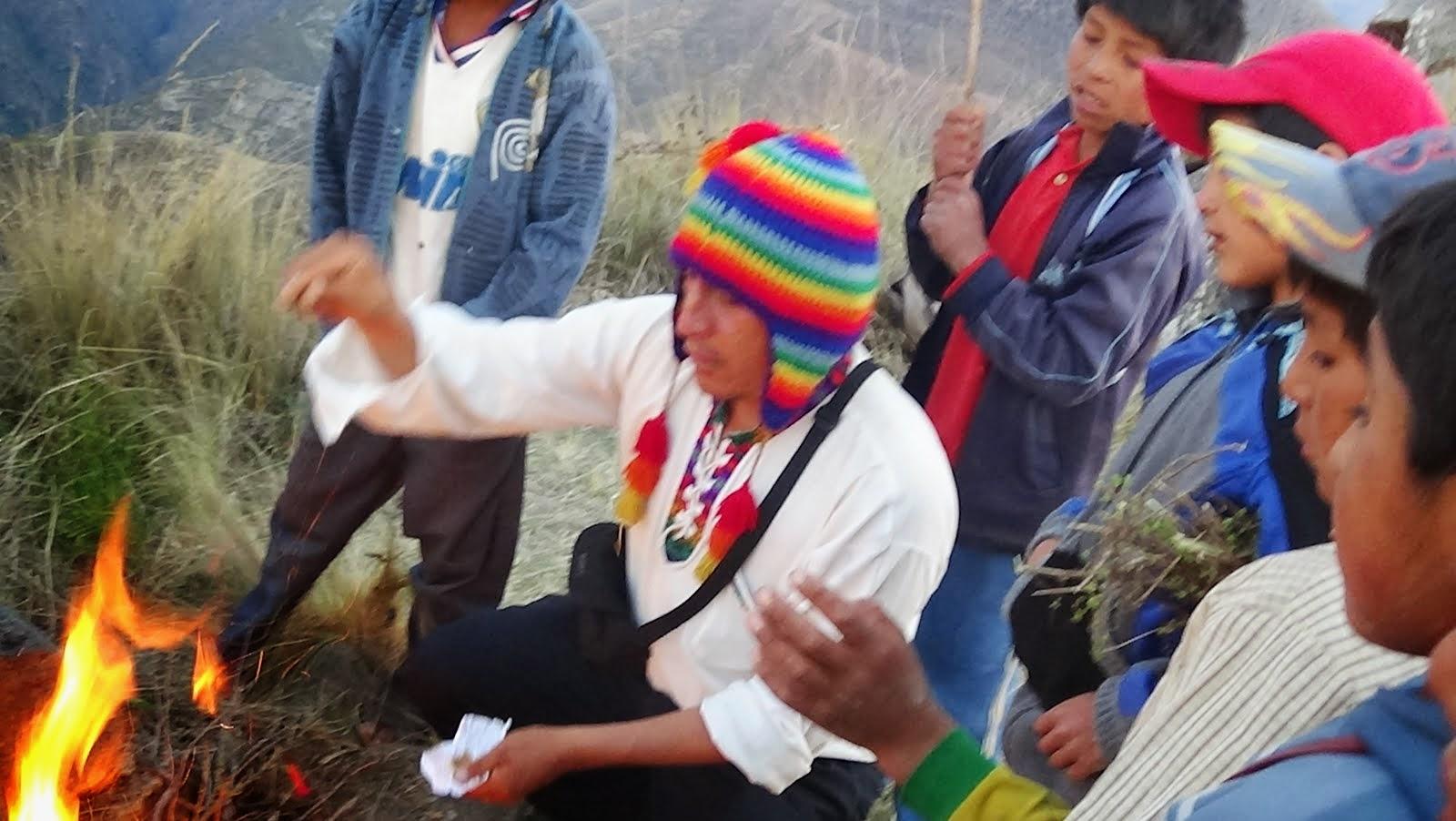 Haywakuy en el Apu Puyaq