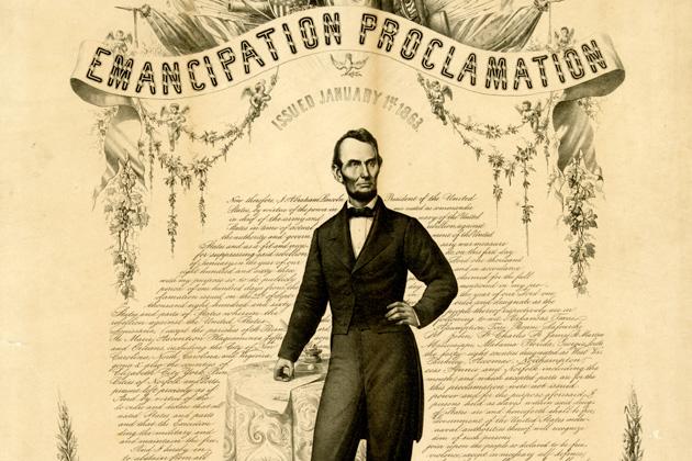 Kid Definition Of Emancipation Proclamation