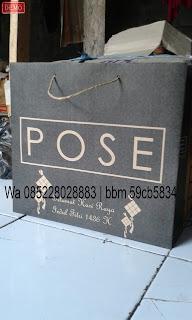 Paper Bag Butik Murah