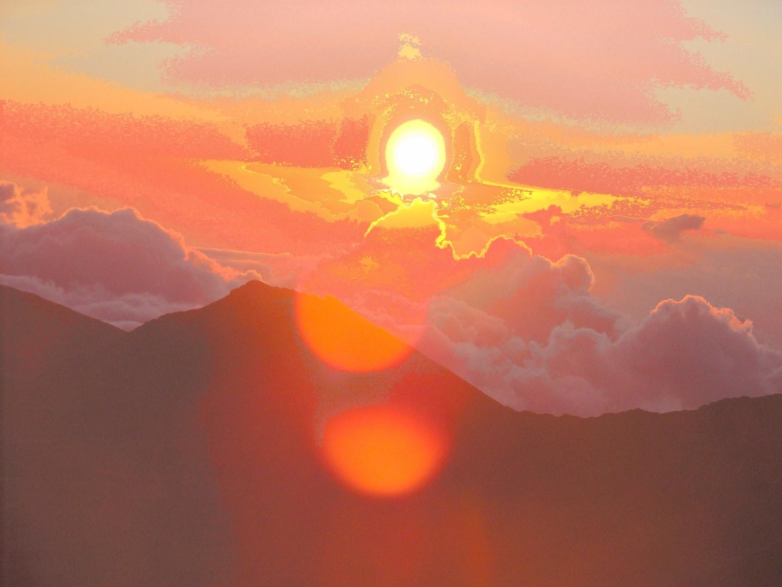 Bilder-Bibliothek: Bilder vom Sonnenaufgang