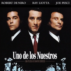 'Uno de los nuestros' de Martin Scorsese