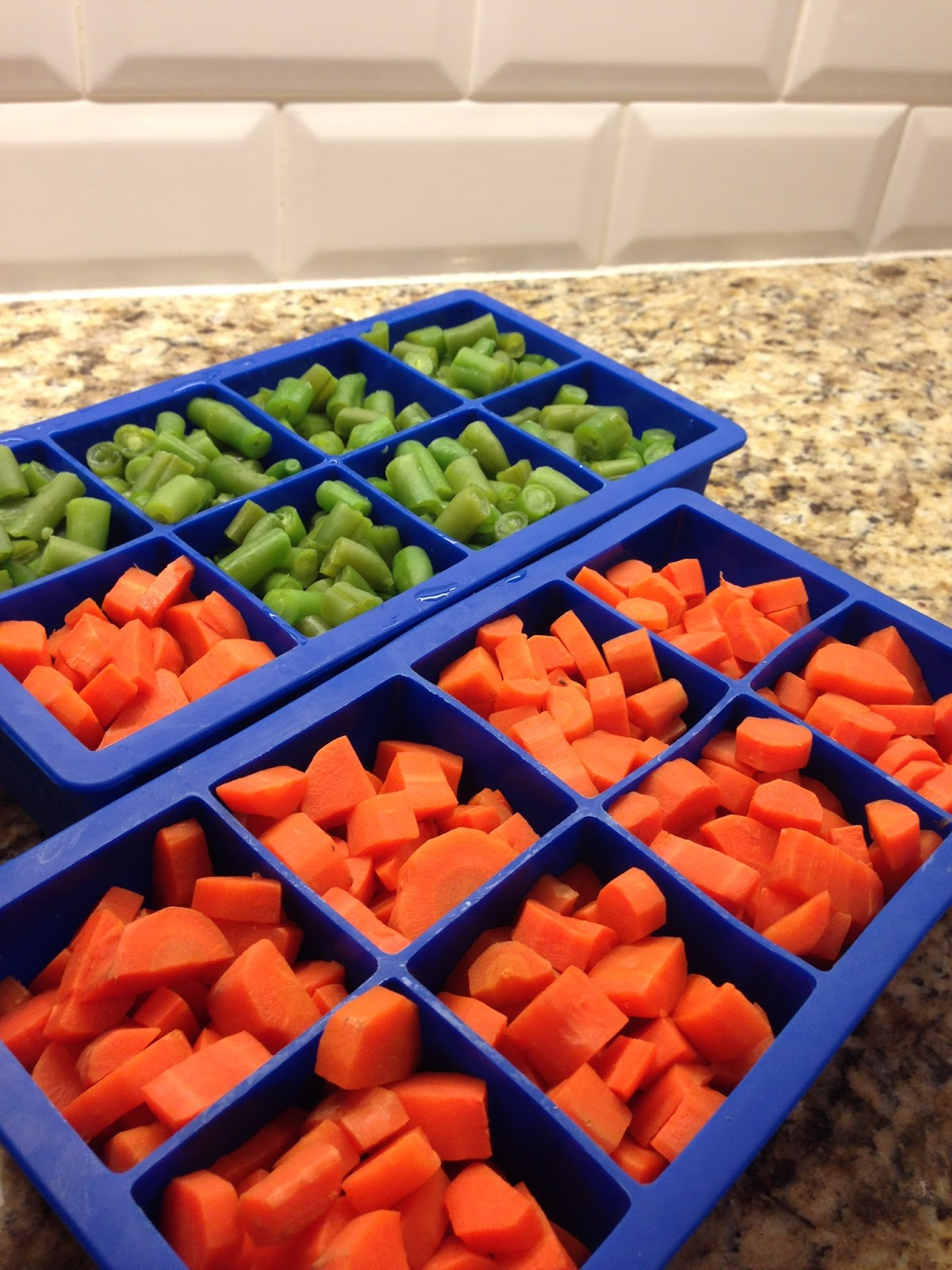 Can You Freeze Baby Finger Food