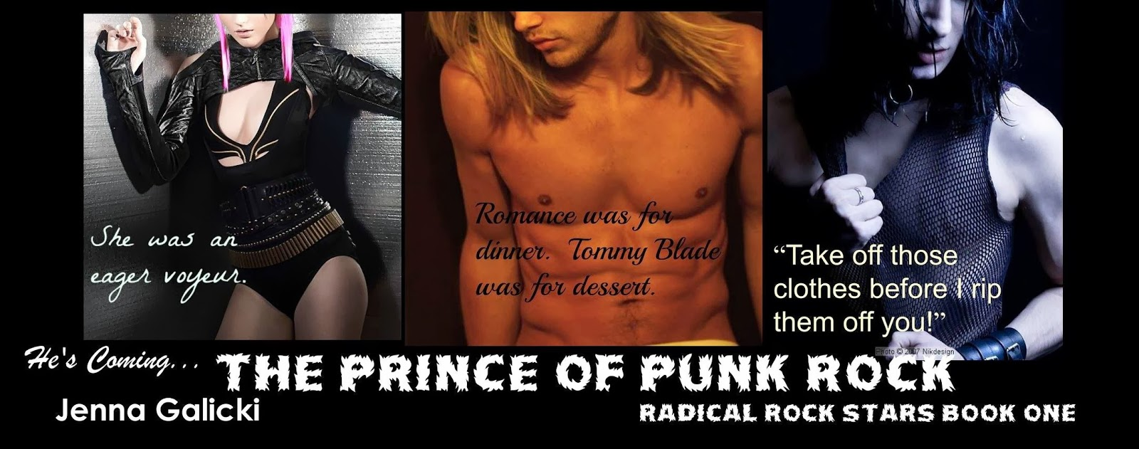 https://www.goodreads.com/book/show/20549512-the-prince-of-punk-rock?ac=1