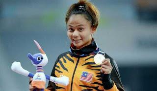 Siti Noor Radiah Sumbang Pingat Gangsa #ParalympicsRio2016