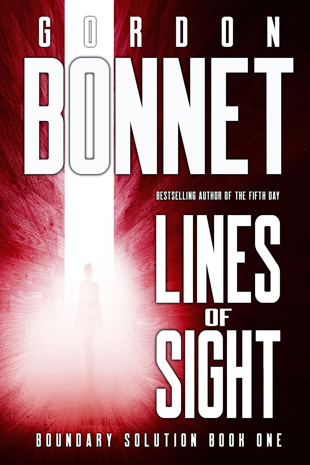 NEW RELEASE! Book #1 of the Boundary Solution