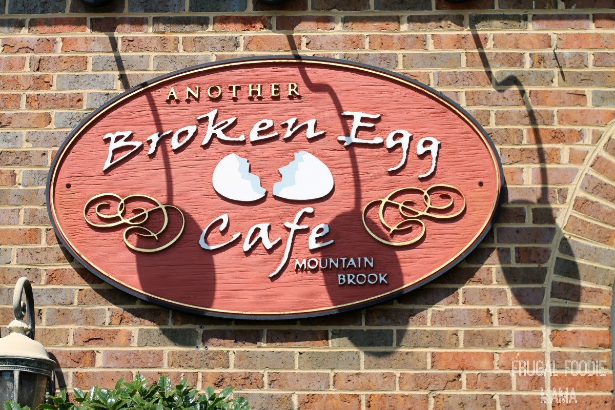 A Taste of Southern Living & Hospitality- Another Broken Egg Cafe (voted 1 of the 5 Best Breakfasts in Alabama by Southern Living) #DeltaLiving