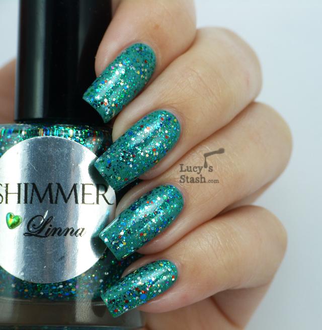 Lucy's Stash - Shimmer Polish Linna