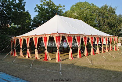 Traditional Party Tent